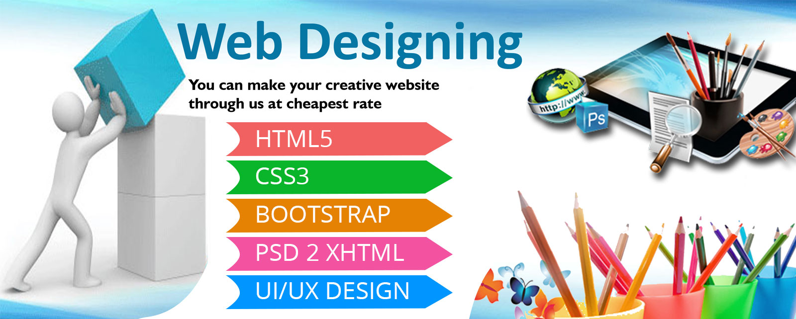 Website Design & Development company in delhi